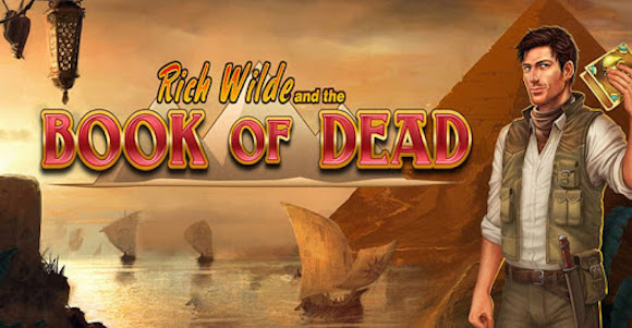 Book of Dead von Play'n GO