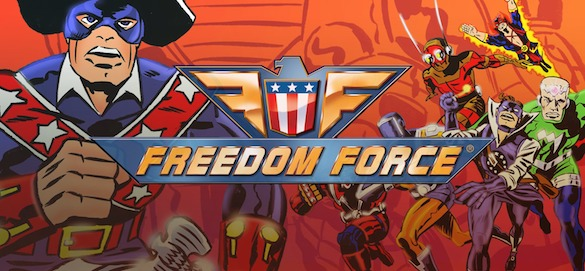 Cover zum Spiel Freedom Force vs. The Third Reich