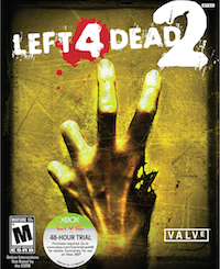 Left 4 Dead 2 DVD Cover