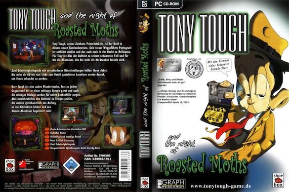 Tony Tough und die Nacht der gerösteten Motten